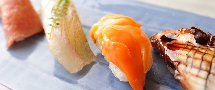 Comida asiática_ la historia del sushi edomae