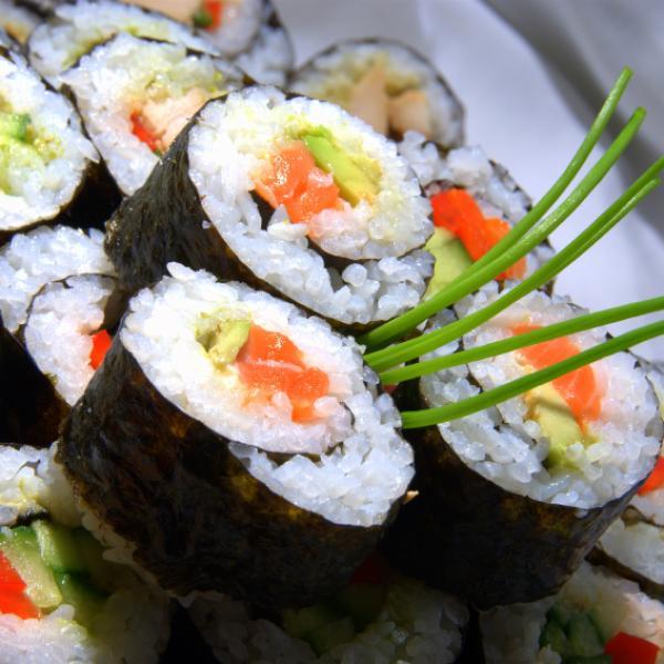sushi de salmon 2