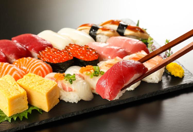 Comida asiática_ la historia del sushi edomae 2